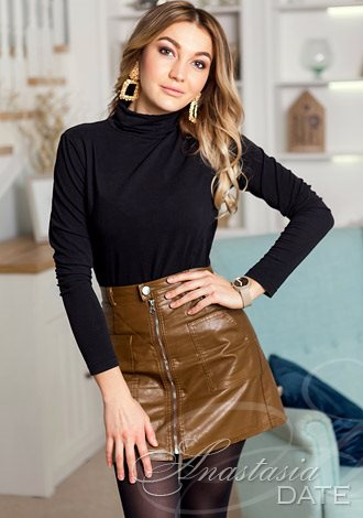 Date the woman of your dreams: lady Russian Yana from Kharkov